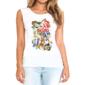 Transfer sublimático para camiseta Feminina 004206