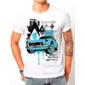 Transfer sublimático para camiseta Radical 001414