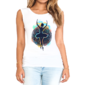 Transfer sublimático para camiseta Feminina 004243