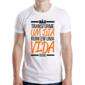 Transfer sublimático para camiseta Frases 004384