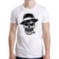 Transfer sublimático para camiseta Caveiras 004531