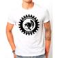 Transfer sublimático para camiseta Engenharia Civil 002993