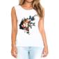 Transfer sublimático para camiseta Feminina 002227