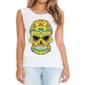 Transfer sublimático para camiseta Caveira Mexicana 002049