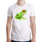 Transfer sublimático para camiseta Sapos Funny 003636