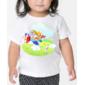 Transfer sublimático para camiseta Infantil 000939
