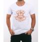 Transfer sublimático para camiseta Avenged Sevenfold 000172