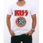 Transfer sublimático para camiseta Kiss 000251