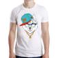 Transfer sublimático para camiseta Animal Hipster 003441