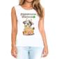 Transfer sublimático para camisa Amizade 004568