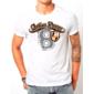 Transfer sublimático para camiseta Surf/Street 001729