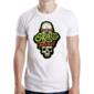 Transfer sublimático para camiseta Caveiras 004522