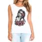 Transfer sublimático para camiseta Feminina 002345