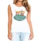 Transfer sublimático para camisa Amizade 004569