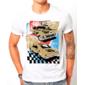 Transfer sublimático para camiseta Carros/Motos 002870