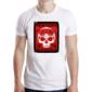 Transfer sublimático para camiseta Caveiras 003696
