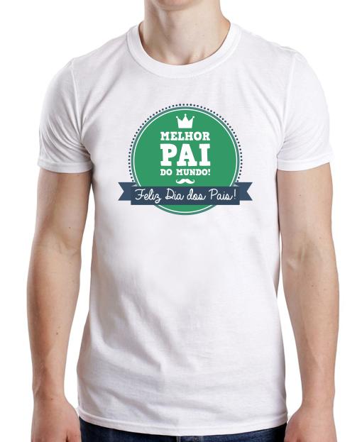 Transfer Sublimático Para Camiseta Dia Dos Pais 003355 Customize