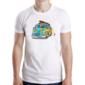 Transfer sublimático para camiseta Carros/Motos 004072