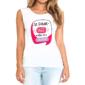 Transfer sublimático para camiseta Frases 004379