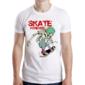Transfer sublimático para camiseta Caveiras 003531