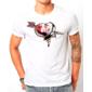 Transfer sublimático para camiseta Radical 001365