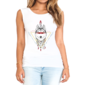 Transfer sublimático para camiseta Feminina 002550