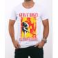 Transfer sublimático para camiseta Guns N' Roses 000232