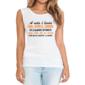 Transfer sublimático para camiseta Frases 000820