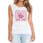 Transfer sublimático para camiseta Feminina 000645