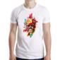 Transfer sublimático para camiseta Caveiras 003705