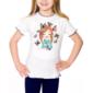 Transfer sublimático para camiseta Infantil 003801