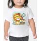 Transfer sublimático para camiseta Infantil 003751