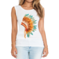 Transfer sublimático para camiseta Feminina 002102