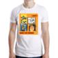 Transfer sublimático para camiseta Ira 004883