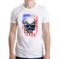 Transfer sublimático para camiseta Caveiras 003660