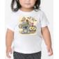 Transfer sublimático para camiseta Infantil 003753