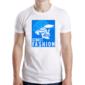Transfer sublimático para camiseta Caveiras 003699