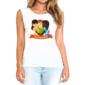 Transfer sublimático para camisa Amizade 004570