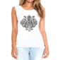Transfer sublimático para camiseta Feminina 002750