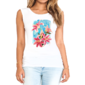 Transfer sublimático para camiseta Feminina 004114
