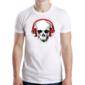 Transfer sublimático para camiseta Caveiras 003651