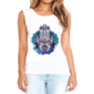 Transfer sublimático para camiseta Feminina 002788
