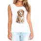 Transfer sublimático para camiseta Feminina 004245