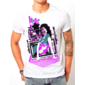 Transfer sublimático para camiseta Radical 001457