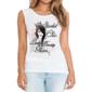 Transfer sublimático para camiseta Feminina 000607