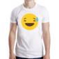 Transfer sublimático para camiseta Emoticons 003328