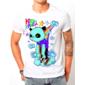Transfer sublimático para camiseta Radical 001488