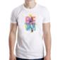Transfer sublimático para camiseta Animal Hipster 003552