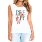 Transfer sublimático para camiseta Feminina 004260