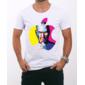 Transfer sublimático para camiseta Steve Jobs 001306